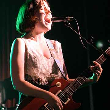 Andy Ennis Photography Sleater Kinney