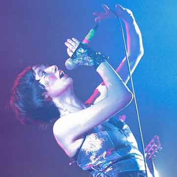 Andy Ennis Photography Yeah Yeah Yeahs