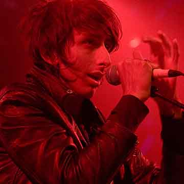 Andy Ennis Photography The Horrors