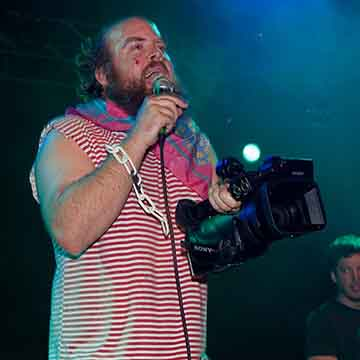 Andy Ennis Photography Les Savy Fav