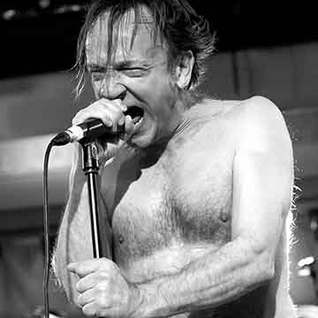 Andy Ennis Photography The Jesus Lizard
