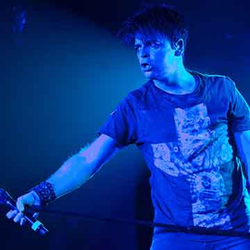 Andy Ennis Photography Gary Numan