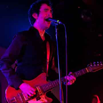 Andy Ennis Photography The Jon Spencer Blues Explosion