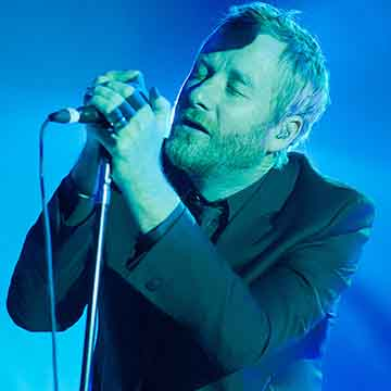 Andy Ennis Photography The National
