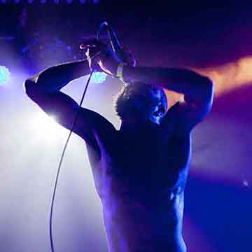 Andy Ennis Photography Death Grips