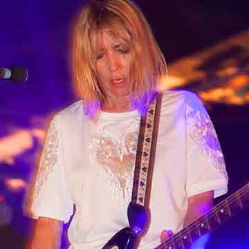 Andy Ennis Photography Kim Gordon Ikue Mori Bill Nace