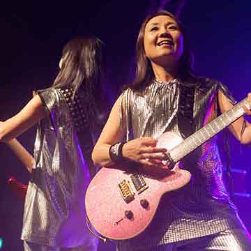 Andy Ennis Photography Shonen Knife